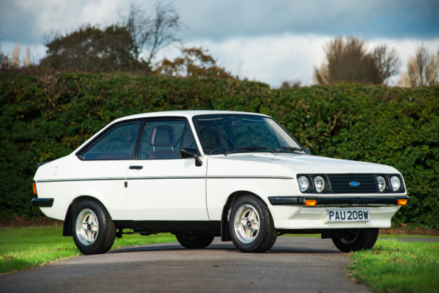 Uk ford escort sport used car prices