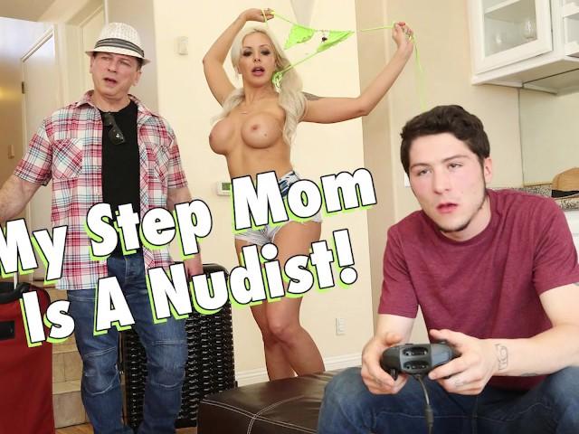 In the family mom in my porn
