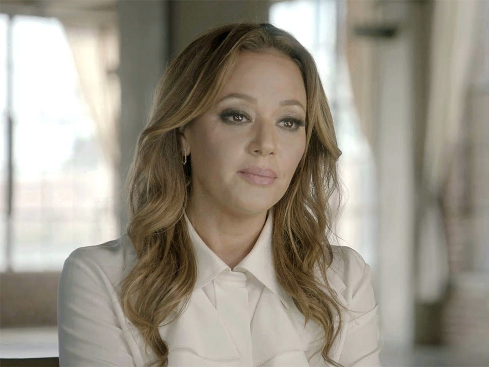 Leah remini haveing sex with another women