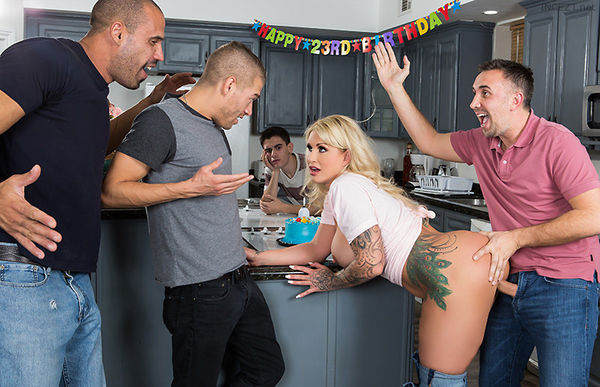 Ryan conner sons friends fucked his mom