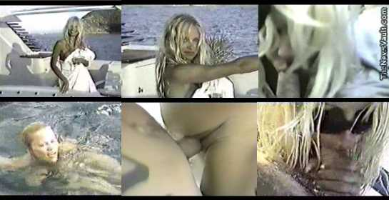 Pam tommy anderson lee sex tape