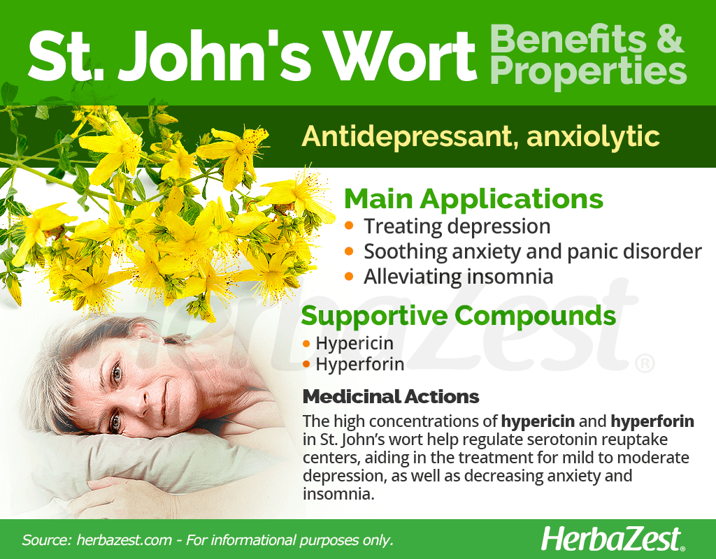 St john s wort and breast feeding