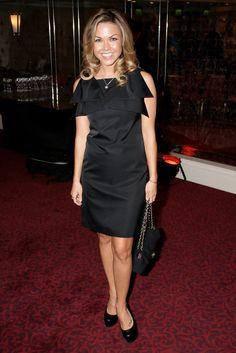Bbw carol kemp black sequin dress photo