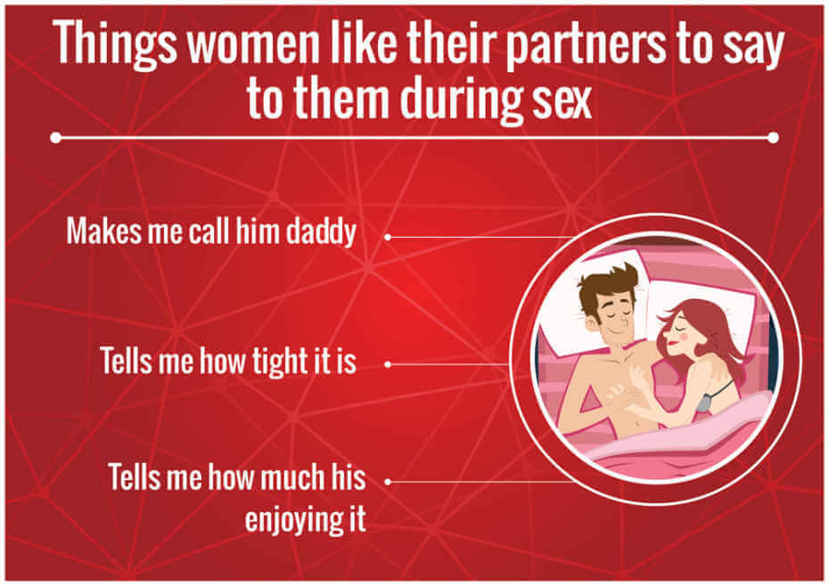 What a girl should do during sex
