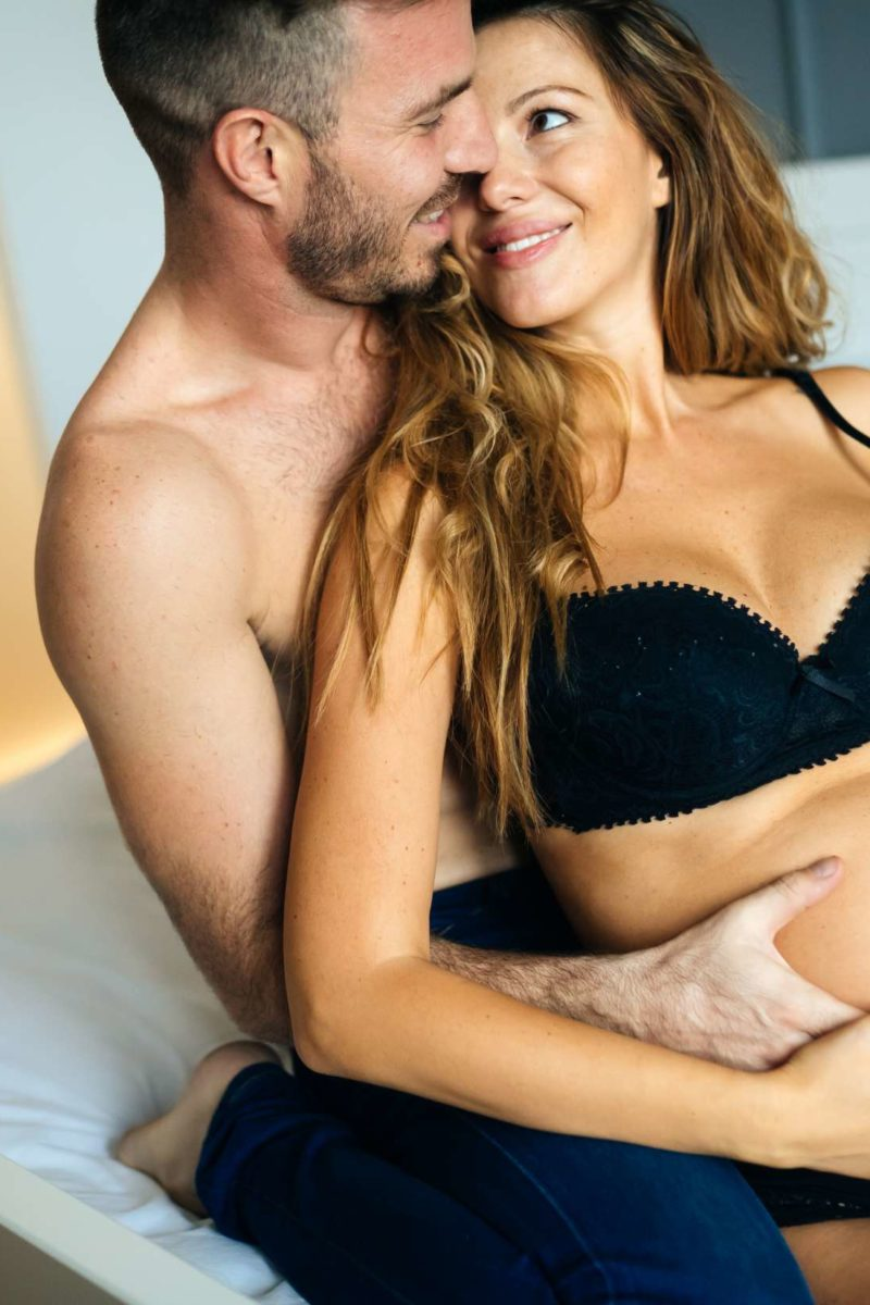 Oral sex while pregnant is it ok