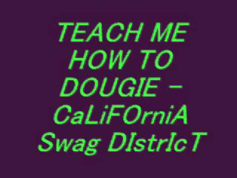 Teach me how to dougie sexy version