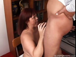 Mature women who love to suck cock