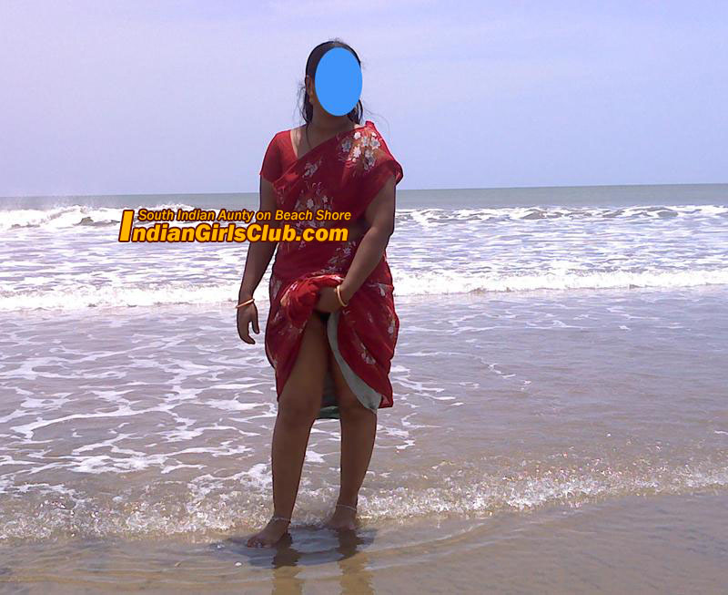 Tamil girl get fuck in the beach