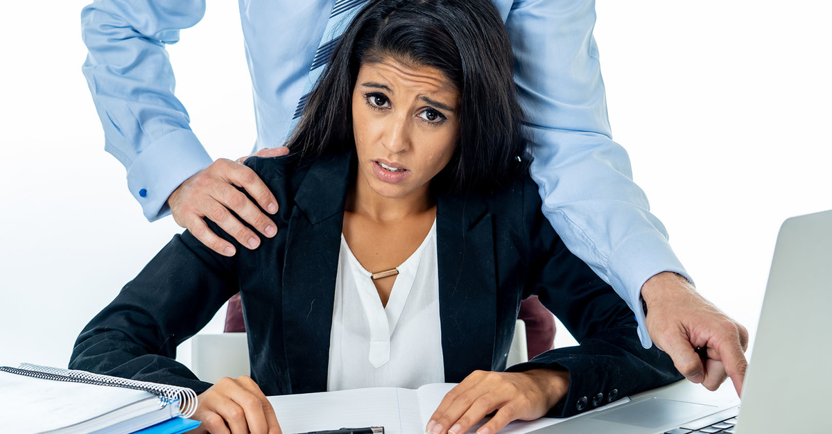 Import sexual harassment in the work place
