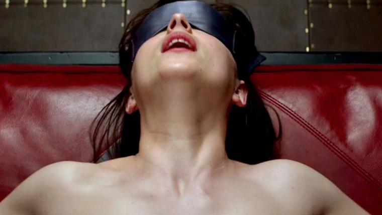Fifty shades of grey sex scenes watch