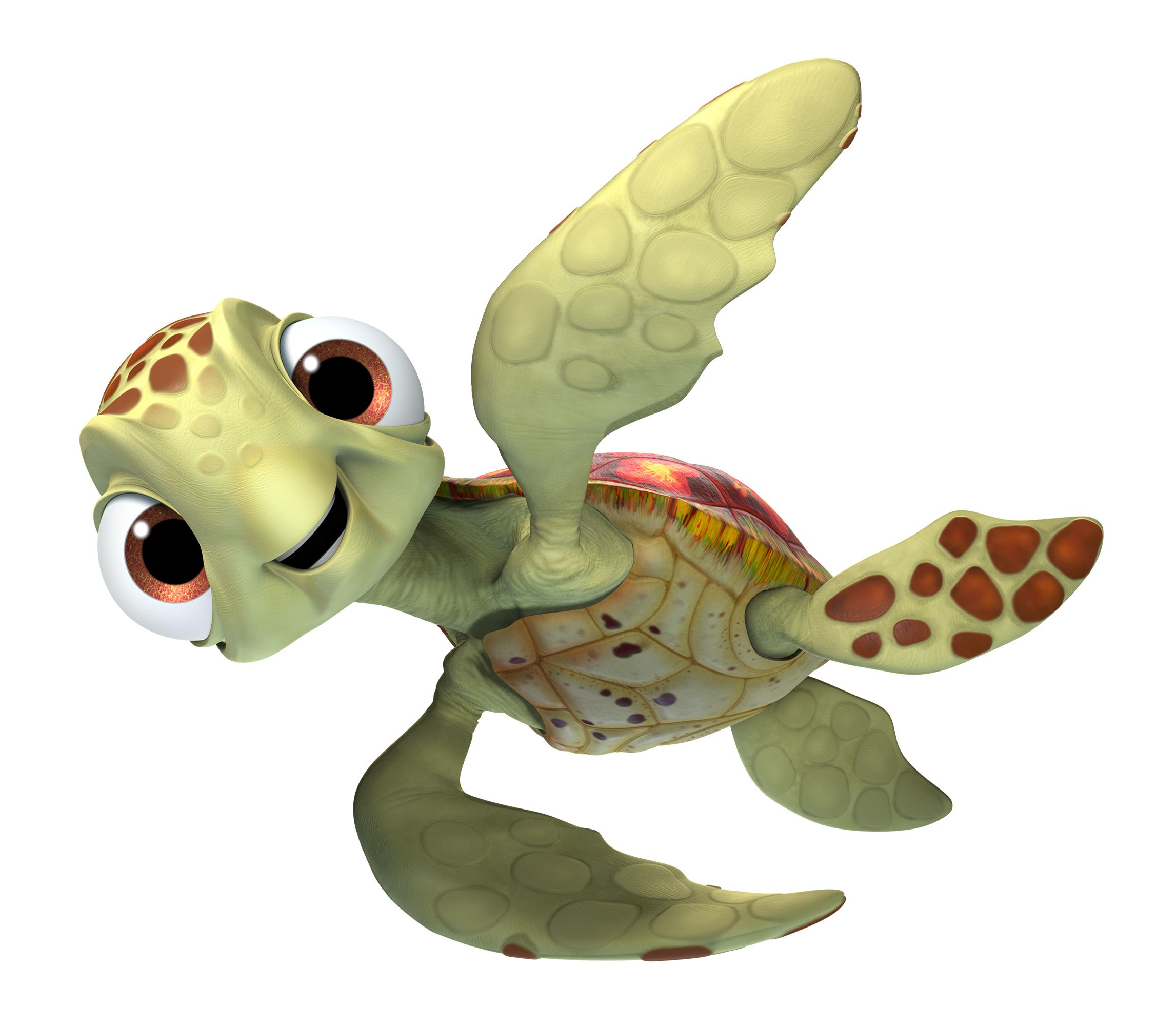 Squirt the turtle from finding nemo pictures