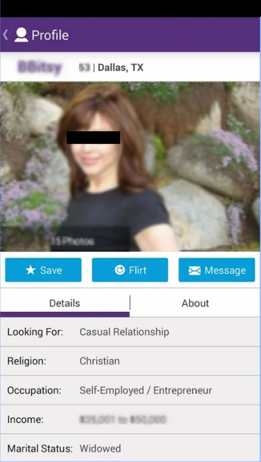 How does our time dating site work