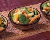 Birds eye cashew chicken with asian vegetables