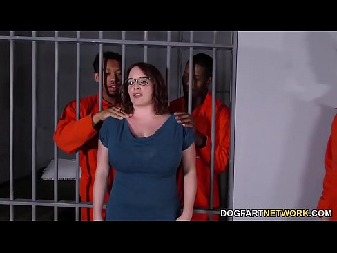 White bbw milf goes to prison porn