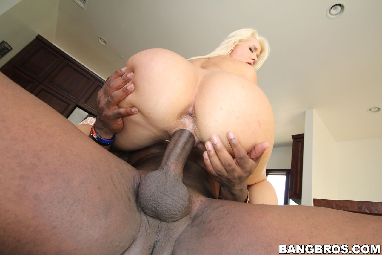 Big black dick in big black booty