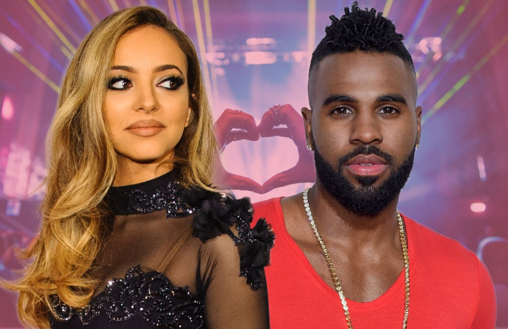 Who is jason derulo dating right now