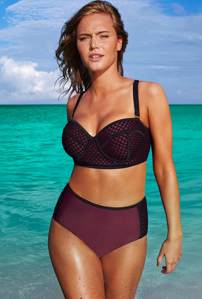Bathing suits for women with big boobs