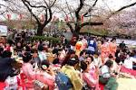 What to do in japan in april