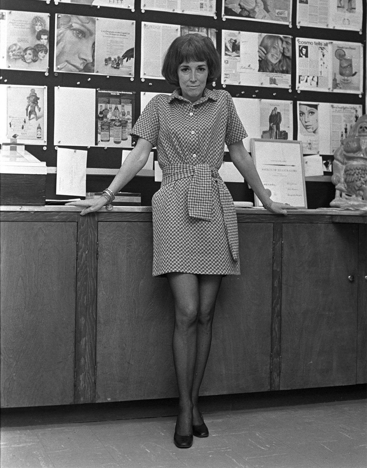 Sex and the office helen gurley brown