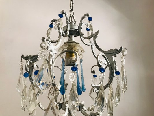 Show me pictures of vintage murano chandeliers