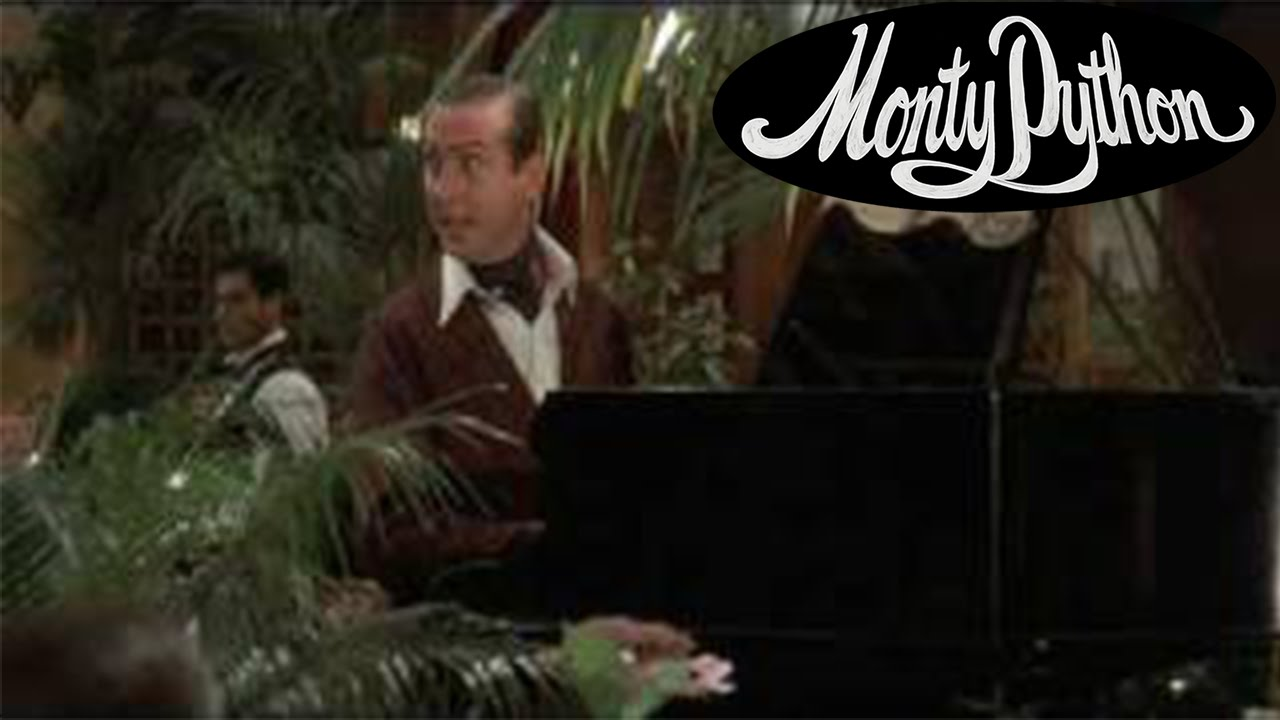 Monty python meaning of life penis song