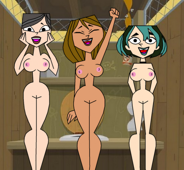 Naked hot girls of total drama island