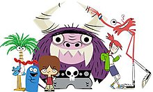 Will foster s home for imaginary friends