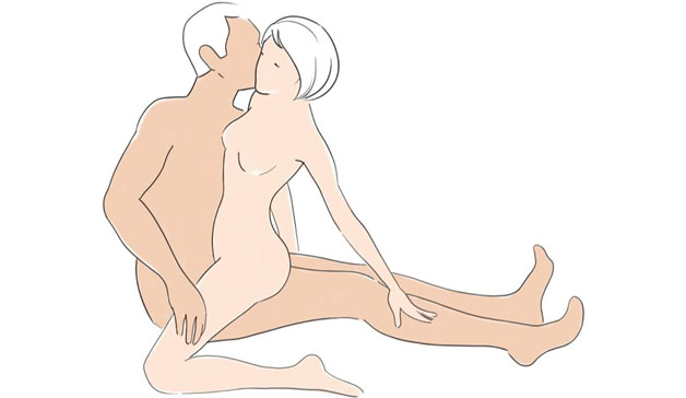 Best sex position to satisfy a man