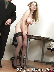 Nude secutarys haveing sex with rhe boss