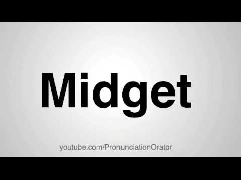 How do you say midget in spanish