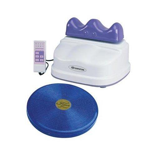 Sunpentown healthy swinger machine white purple medium