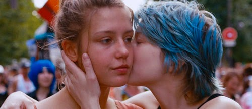 Lea seydoux blue is the warmest color
