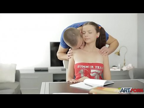 Brother wants to practice fucking on sis
