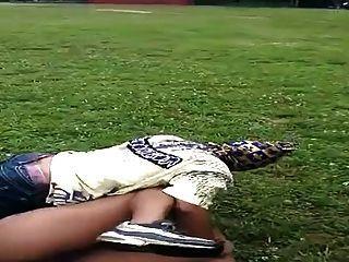 Boob butt fighting girl pantie underwear vag