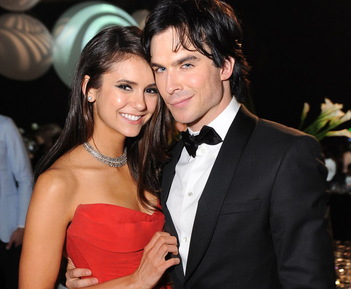 When did nina and ian stop dating