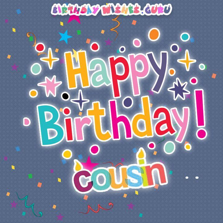 Happy birthday cousin i want to fuck