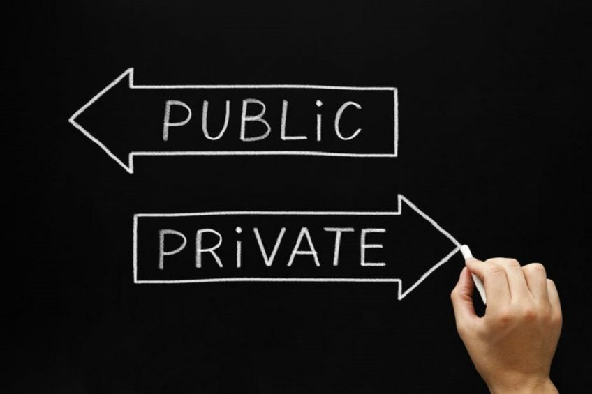 Bitcoin get public key from private key