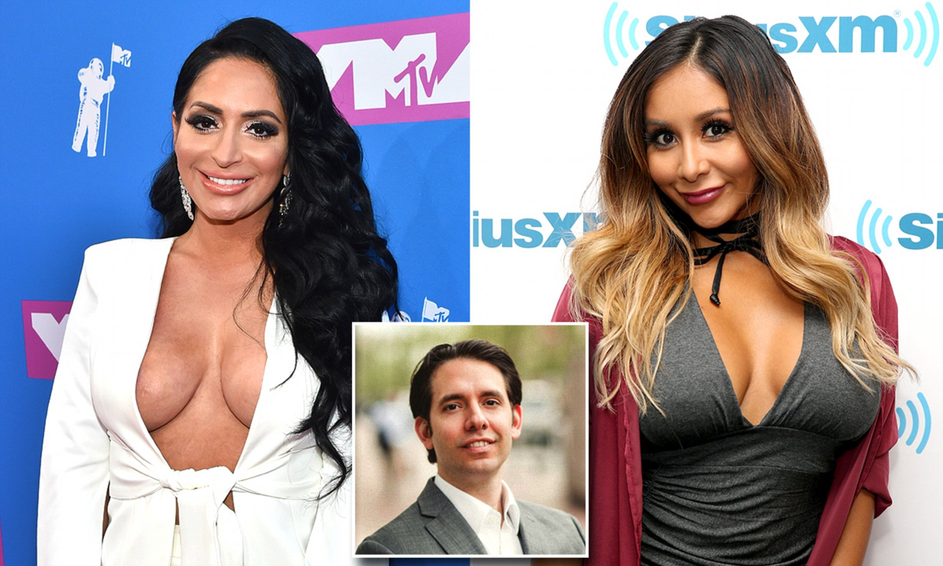 Snooki s tits cup size and measurements