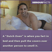 What is a dutch oven in bed