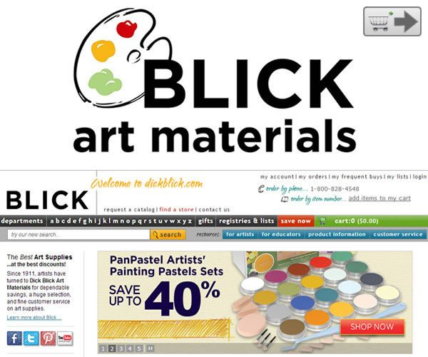 Arts and crafts dick blick art supplies