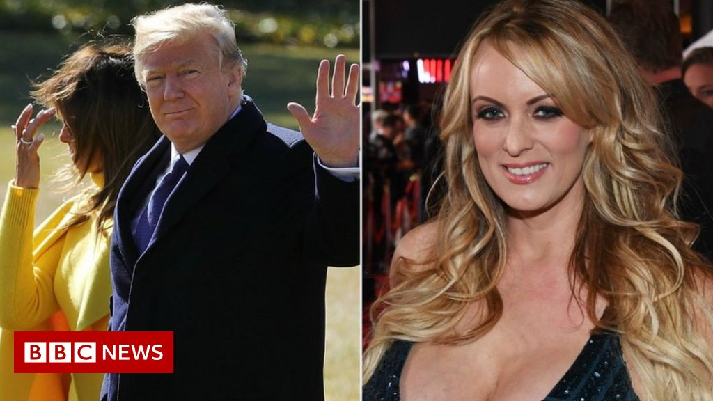Is donald trumps wife a porn star