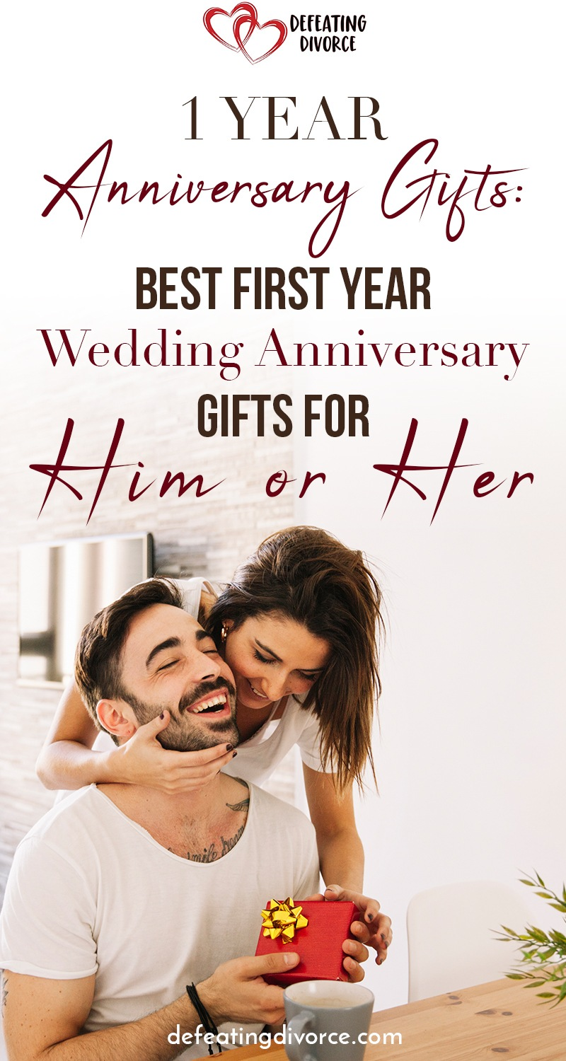 Ideas for first year anniversary of dating