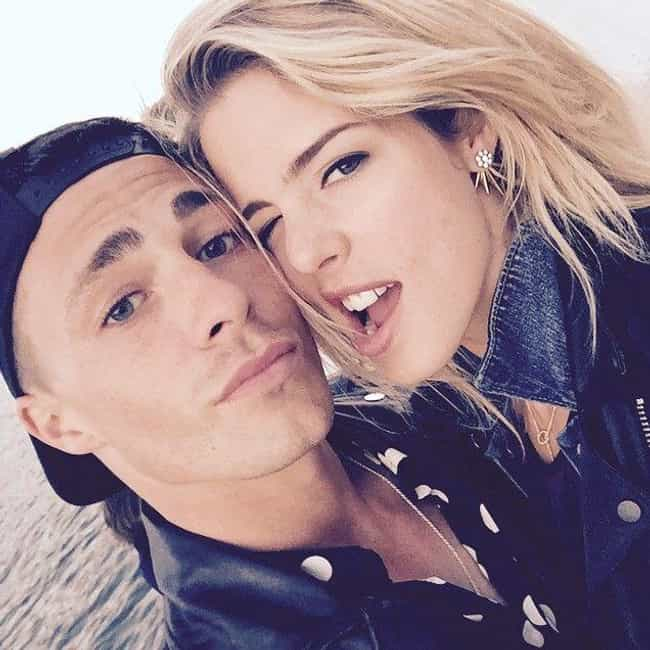 Who is colton haynes dating right now