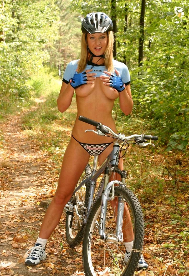 Free porn women having sex on bikes