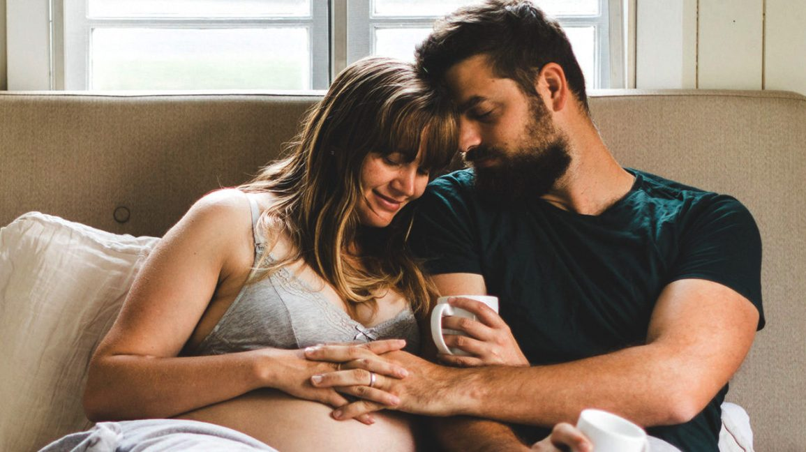 Does sex feel different when your pregnant