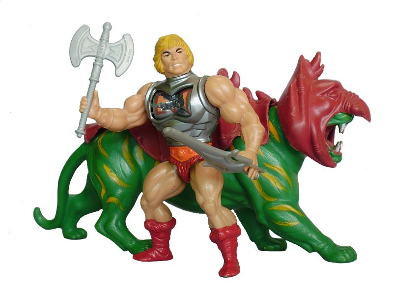 What year did he man come out
