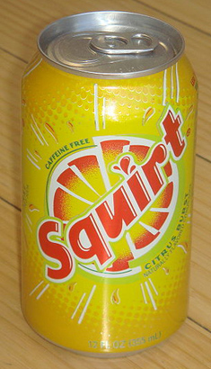 Is squirt a coke or pepsi product