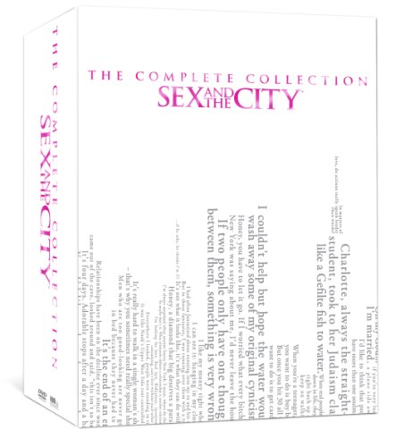 City collector complete gift series set sex