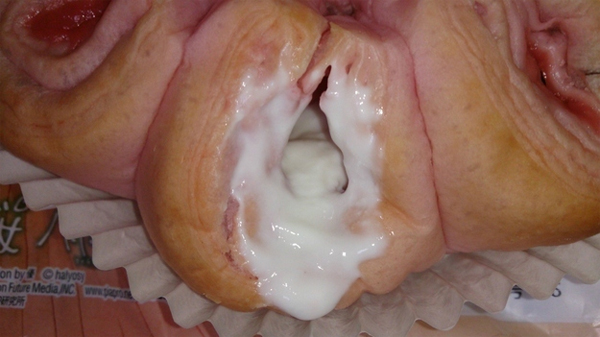 What does an anal creampie feel like