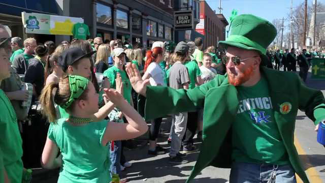 Kick ass st patrick s day songs